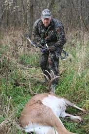 quit being a whiner and improve your own deer hunting
