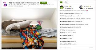 Live Bedroom Cam The Live Streaming App Where Amateurs Get Paid To Chat Eat And