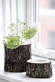 Recycled Stump Use In Interior Design And Decoration  Creative - Nature interior design ideas