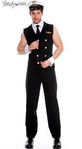 Halloween Airplane Costume Men U0027s Sleeveless Pilot Costume Airplane Pilot Costume
