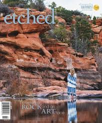etched magazine arts issue march april 2017 by etched magazine