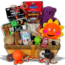 per gift basket a gift basket for amazing dog our best friendall gifts