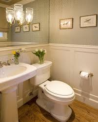 Guest Bathroom Powder Room Design Ideas  Photos - Powder room bathroom