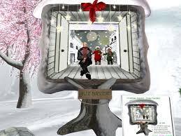 seven great second life gift ideas for the christmas holidays