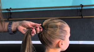 hip hop dance hairstyles for short hair how to do recital hair ballet jazz classes youtube
