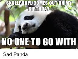 Sad Panda Meme - sad panda memes 2628547 pacte contre hulot info
