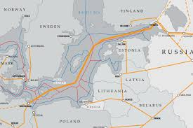 Southern Germany Map by Southern Gas Corridor U2013 Euractiv Com