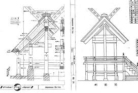 drawing building plans japanese traditional building plan shrine shinmei temple house