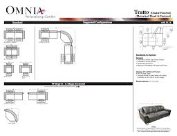Omnia Leather Furniture Omnia Tratto Reclining U2013 Leather Showroom
