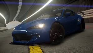subaru brz rocket bunny gta gaming archive