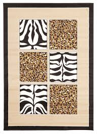 Off White Rug African Print Black And Off White Rug U2013 Floorsome