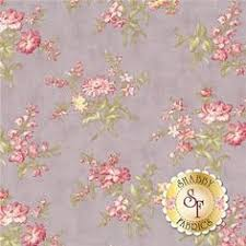 Shabby Chic Quilting Fabric by 3 Sisters For Moda Printemps Collection Fabric Sample Shabby