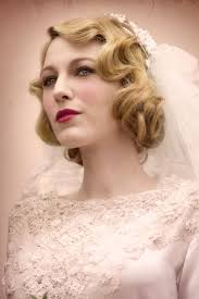 prohibition style hair blake lively beauty from the age of adaline