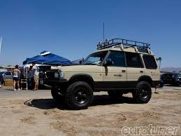 1998 Land Rover Discovery 2 Generation Off Road Pics Specs And
