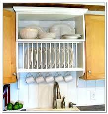 plate organizer for cabinet dish storage cabinet kitchen storage cabinets organizers kitchen