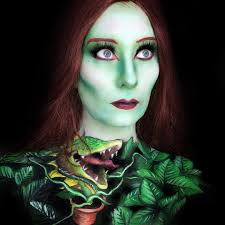 Green Ivy Halloween Costume 28 Poison Ivy Makeup Designs Trends Ideas Design Trends