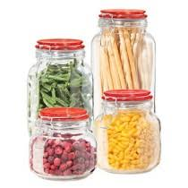 oggi kitchen canisters glass canisters archives 95 markets