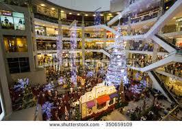 Christmas Decorations Shopping Malls Kuala Lumpur by Kuala Lumpur Malaysia Dec 2015 Christmas Stock Photo 350659109