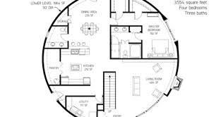 multi level floor plans dome home designs floor plan dl 4018floor plans multi level dome