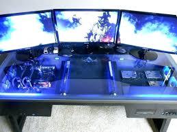 Computer Desk Built In Computer Built Into Desk Computer Desk Built In Monitor U2013 Shippies Co