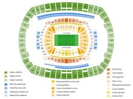 metlife stadium map metlife stadium seating chart events in east rutherford nj