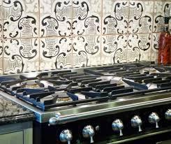 Ceramic Tile Kitchen Backsplash Ideas by Kitchen Backsplash Mediterranean 21 In Gray U0026 Charcoal By Tabarka