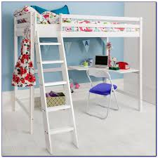 High Sleeper With Futon And Desk Stompa Casa 2 High Sleeper Bunk Bed With Futon And Desk Futons