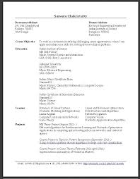 Sample Resume For Computer Science Student by Sample Resume For Science Graduate Fresher Pics Photos Sample