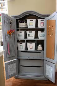 sewing armoire diy sewing armoire fundingkaizen com