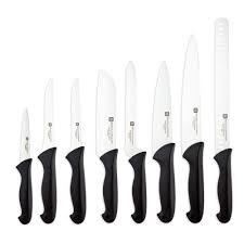 Restaurant Kitchen Knives Complete Back Of The Haus Knife Set Premium German Steel Haccp