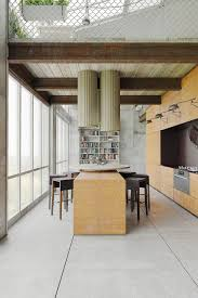 Concrete Ceiling Homes That Use A Concrete Finish To Achieve Beautiful Results