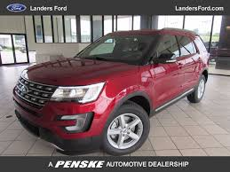 Ford Explorer Xlt - 2017 used ford explorer xlt 4wd at landers ford serving little