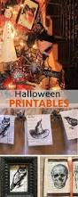 Vintage Halloween Decor Diy Vintage Halloween Banner Printable Design Dazzle