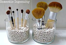 makeup brush storage great home design references home jhj
