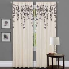 home decor flower bargain home decor drapes and curtains under 60 arts and classy