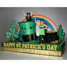 st patricks day parade floats parade float pinterest saints