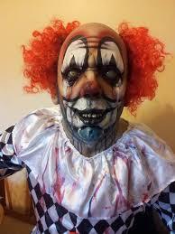 25 Best Evil Clown Costume Ideas On Pinterest Evil Clown Makeup by 37 Best Zombie Clowns Images On Pinterest Evil Clowns Halloween