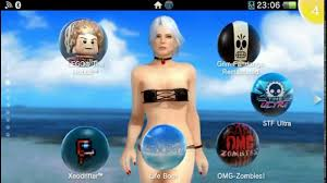dead or alive summer themes psvita christie where is your