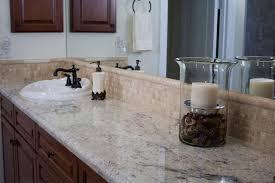 Bathroom Vanity Backsplash Ideas by Authentic Durango Stone Stone Pavers Concrete Granite Tile