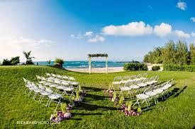 oahu wedding venues wedding packages in oahu kauai molokai loulu palms our
