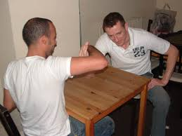Elbows On The Table Real Tuesday Fc