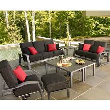 Deep Seat Outdoor Furniture by 17 Best Outdoor Sofas Images On Pinterest Outdoor Sofas Patio