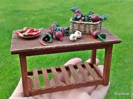 buy food foк dolls beets for dollhouse miniature on livemaster
