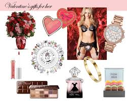 Valentine S Day Gifts For Her by Valentine U0027s Day Gifts For Her Best Images Collections Hd