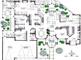 modern houses floor plans design modern house