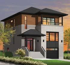 Modern Houses Design And Floor Plans W3713 V1 Affordable Contemporary Modern Home Plan With Family U0026