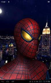 amazing spider man 3d live wp android free download
