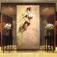 custom 3d photo wallpaper living room entrance background feitian