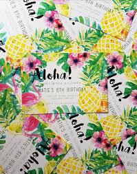 Tropical Party Themes - best 25 luau party invitations ideas on pinterest hawaiian