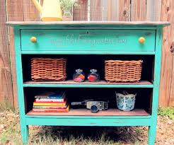 Old Furniture Recycled Old Dresser Makeover Spoonful Of Imagination
